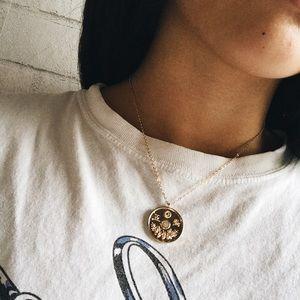 ☆ bella coin necklace ☆
